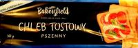 Chleb tostowy pszenny Bakersfileds 500G