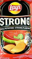 Chipsy Lay\'s strong chilli&lime 130G