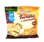 Tortilla z ziarnami Funtastic 250G Develey